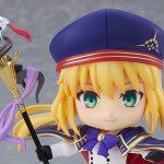 GSC《Fate/Grand Order》 Caster/阿爾托莉亞‧Caster 黏土人